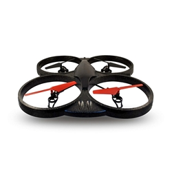 EMATIC QUADCOPTER DRONE WITH HD CAMERA