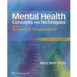 MENTAL HEALTH CONCEPTS & TECH FOR OT ASSISTANT