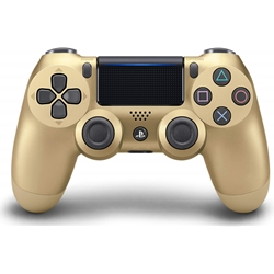 DualShock 4 Wireless Controller - Gold