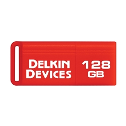 Delkin 128GB PocketFlash USB 3.0 Drive