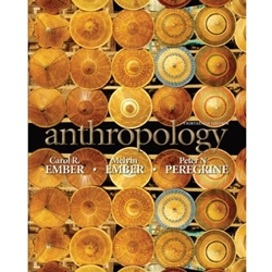 ANTHROPOLOGY (W/OUT MYANTHROLAB ACCESS CODE) (P)