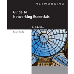 GUIDE TO NETWORKING ESSENTIALS (W/CD) (P)