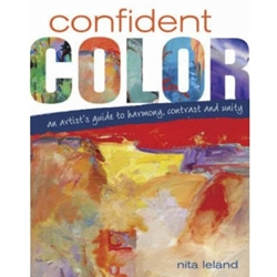 CONFIDENT COLOR:  ARTIST'S GUIDE TO HARMONY, CONTRAST/ UNITY