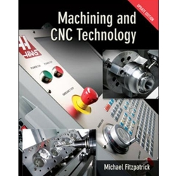 MACHINING & CNC TECHNOLOGY(UPD ED)(W/OUT DVD & MASTER CD