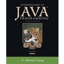 INTRO TO JAVA PROG: COMPREHENSIVE (W/OUT ACCESS CODE) (P)
