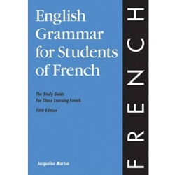 ENGLISH GRAMMAR FOR STUDENTS OF FRENCH (P)