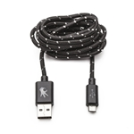 5 Ft Micro Usb Cable Black