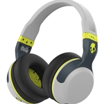 Hesh Bluetooth Headphone Gray/lime