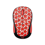 M325c Wireless Cosmos Coral Mouse