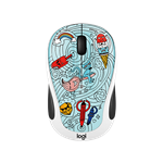 M325c Wireless Bae-bee Blue Mouse